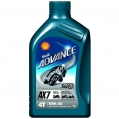 SHELL Advance 4T AX7 10W-40 1L /VSX/